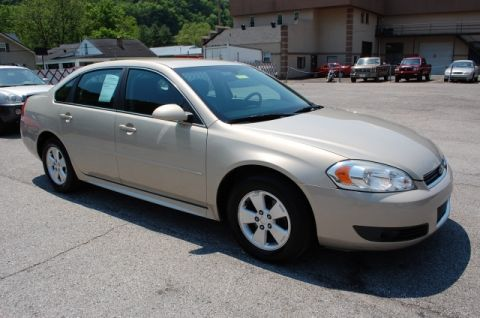 Pre-Owned 2011 Chevrolet Impala LT Fleet Front-wheel Drive Sedan