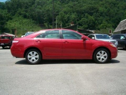Pre-Owned 2009 Toyota Camry LE Front-wheel Drive Sedan