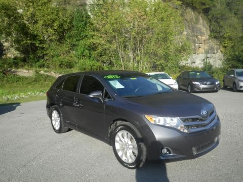 Pre-Owned 2013 Toyota Venza LE Front-wheel Drive Crossover