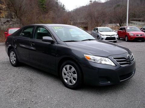 Pre-Owned 2011 Toyota Camry LE Front-wheel Drive Sedan