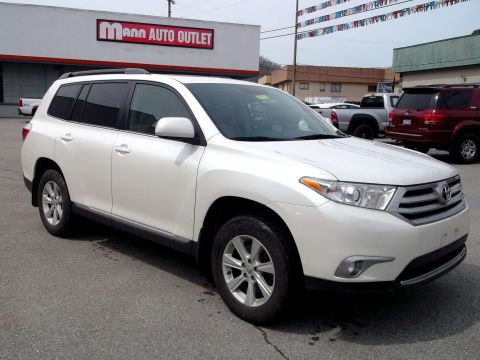 Pre-Owned 2012 Toyota Highlander  AWD