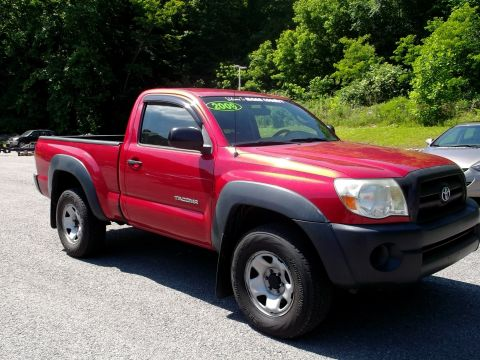 Pre-Owned 2009 Toyota Tacoma Base 4x4 Truck Regular Cab