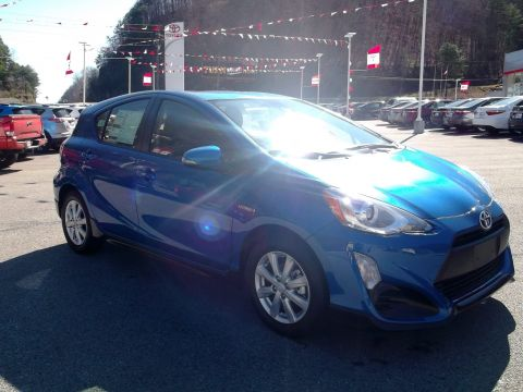New 2017 Toyota Prius c Two Front-wheel Drive Hatchback