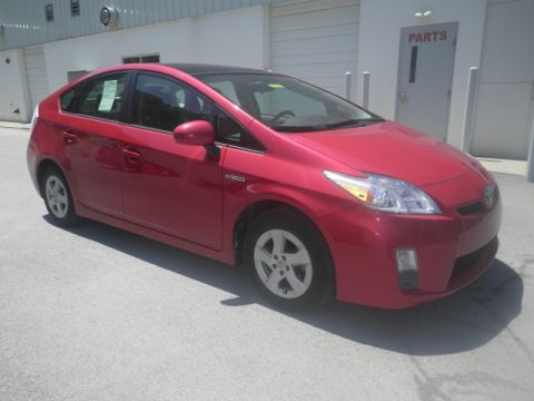 Pre-Owned 2010 Toyota Prius II Front-wheel Drive Hatchback