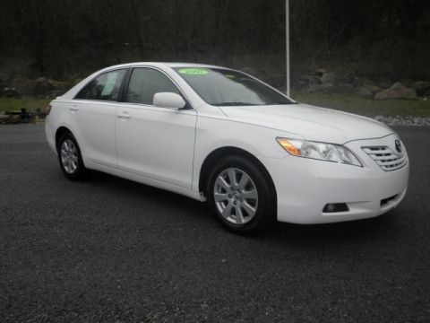 Pre-Owned 2007 Toyota Camry  Front-wheel Drive Sedan